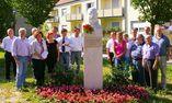Denkmal von Friedrich Ebert - Dt. Reichspräsident 1919-1925